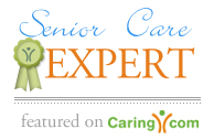 Rabbi Address named a Senior Care Expert at Caring.com