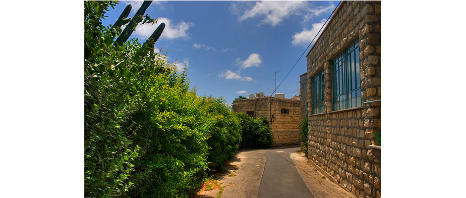 """""""Ein Hod"""" by Yaniv Ben-Arie on Flickr, used under a Creative Commons 2.0 license."""