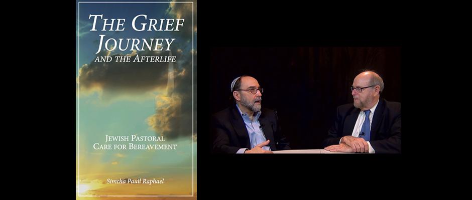 Rabbi Simcha Paull Raphael chatted with Rabbi Address on Jewish Sacred Aging TV.