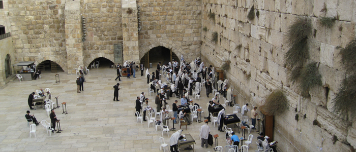 Western Wall, Photo by Chris Yunker (via Flickr.com under CC2.0 License)